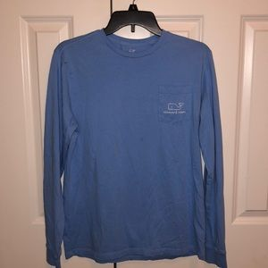 Long Sleeve Vineyard Vines T-Shirt